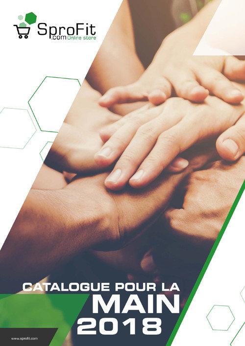SproFit Catalogue pour la Main FR