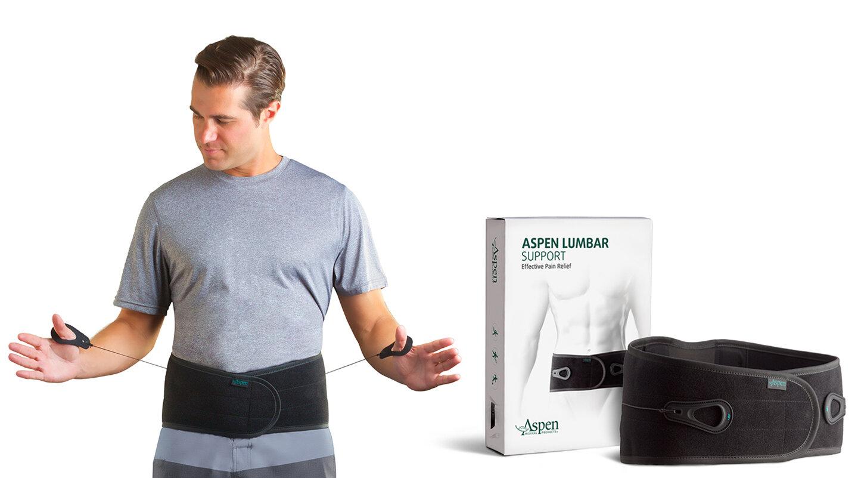 Aspen Lumbar Support rugbrace